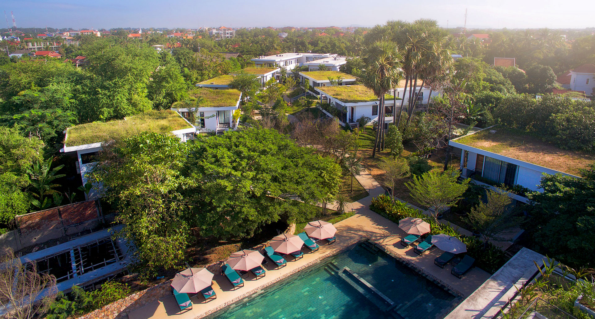 Hillocks Hotel & Spa - boutique hotel in Siem Reap