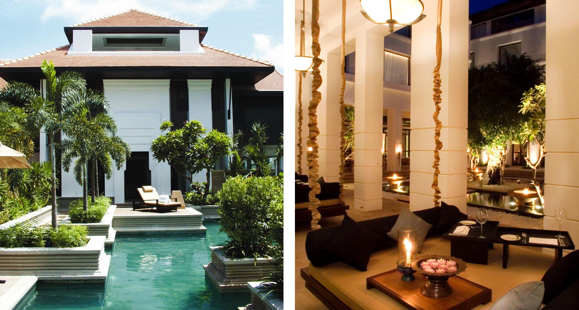 Park Hyatt Siem reap - boutique hotel in Siem Reap
