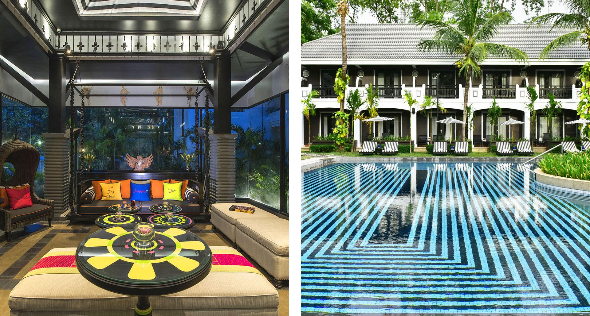 Shinta Mani Shack - boutique hotel in Siem Reap