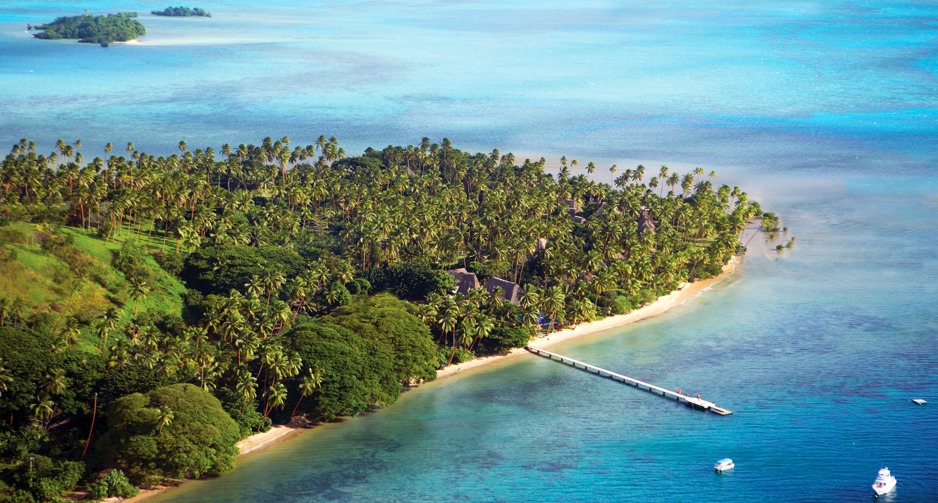 Jean-Michel Cousteau Resort - boutique hotel in Vanua Levu Island