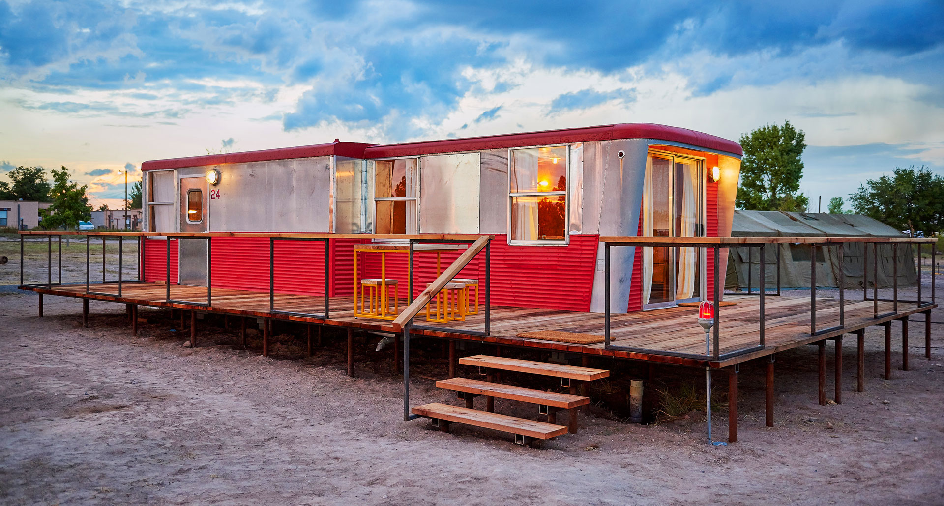 El Cosmico - boutique hotel in Marfa