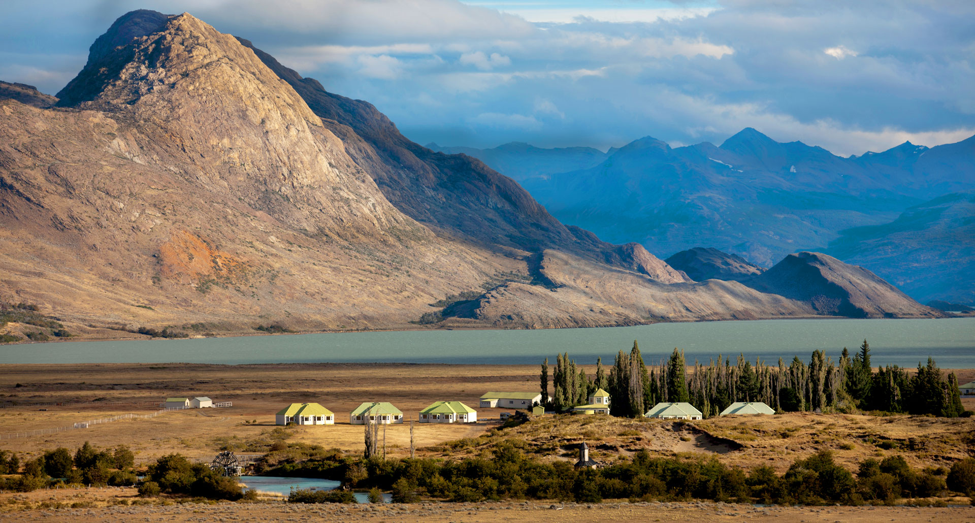 Estancia Cristina - boutique hotel in Patagonia