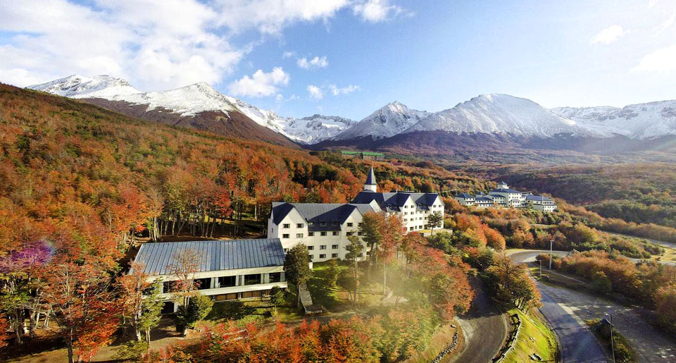 Las Hayas Resort Hotel - boutique hotel in the Tierra del Fuego