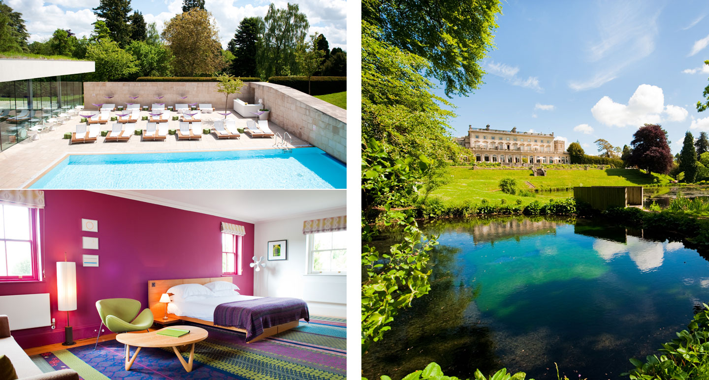 Cowley Manor - boutique hotel in Cheltenham