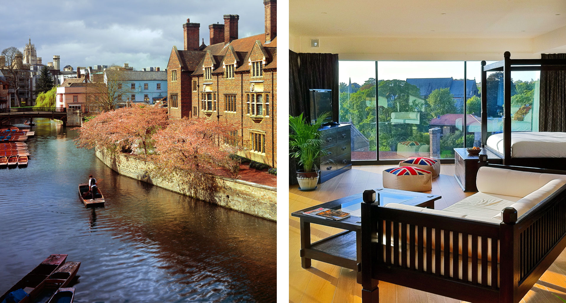 The Varsity Hotel and Spa - boutique hotel in Cambridge