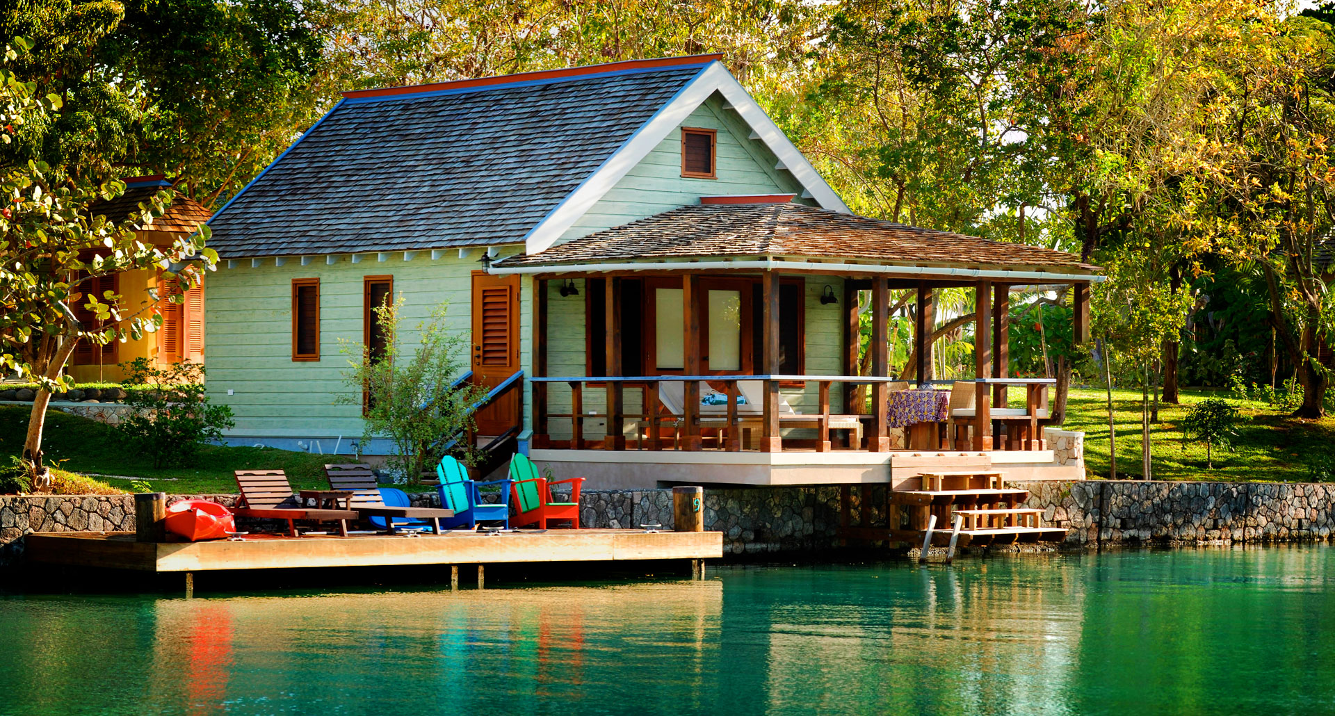 Goldeneye - boutique hotel in Jamaica