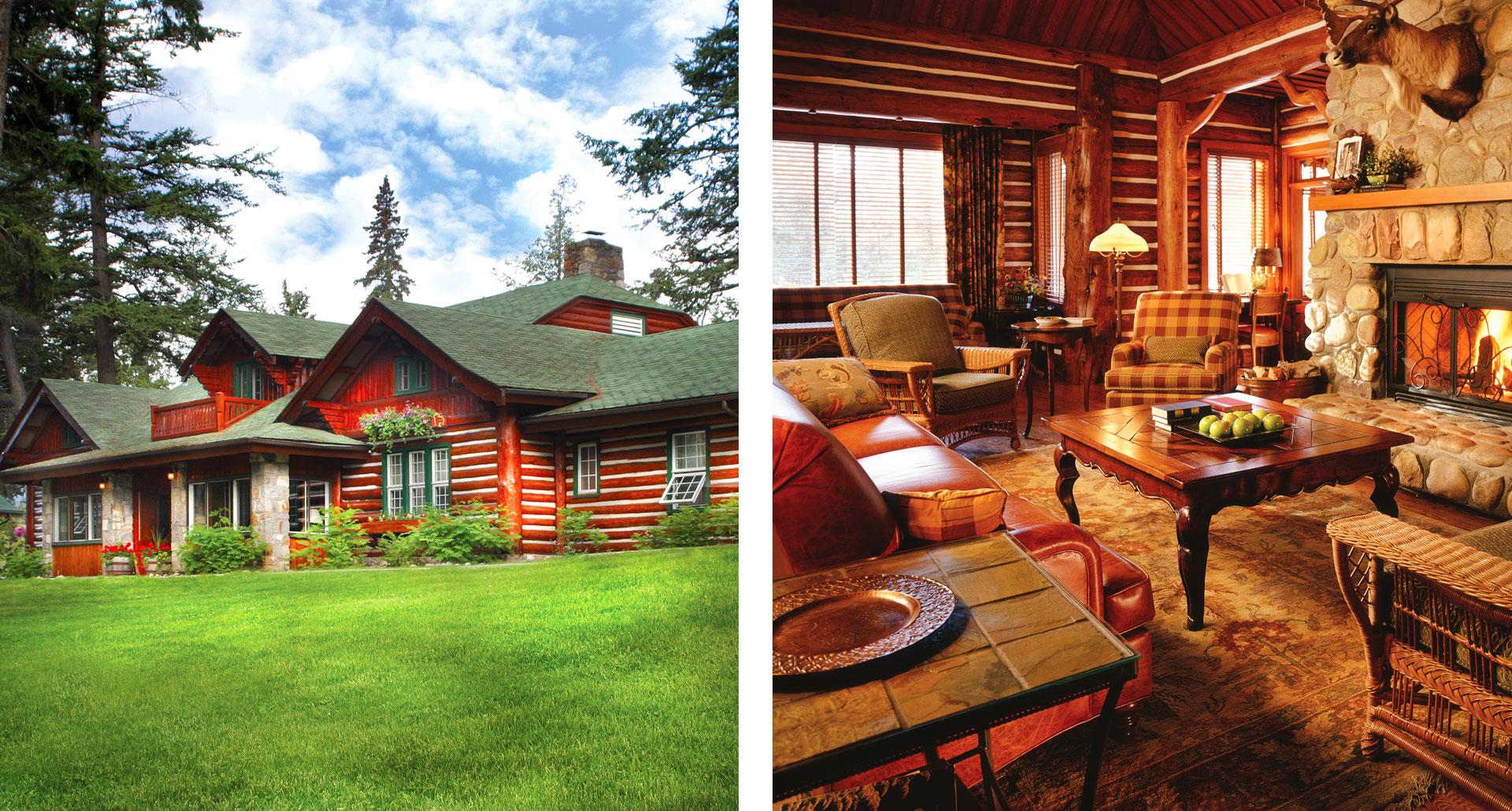 Fairmount Jasper Park Lodge - boutique hotel in Jasper