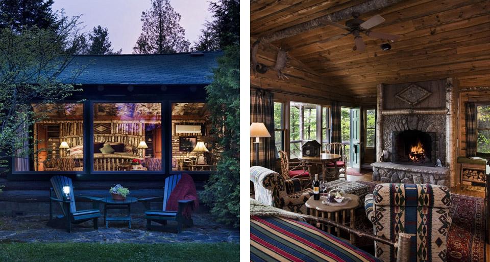 Lake Placid Lodge - boutique hotel in Lake Placid