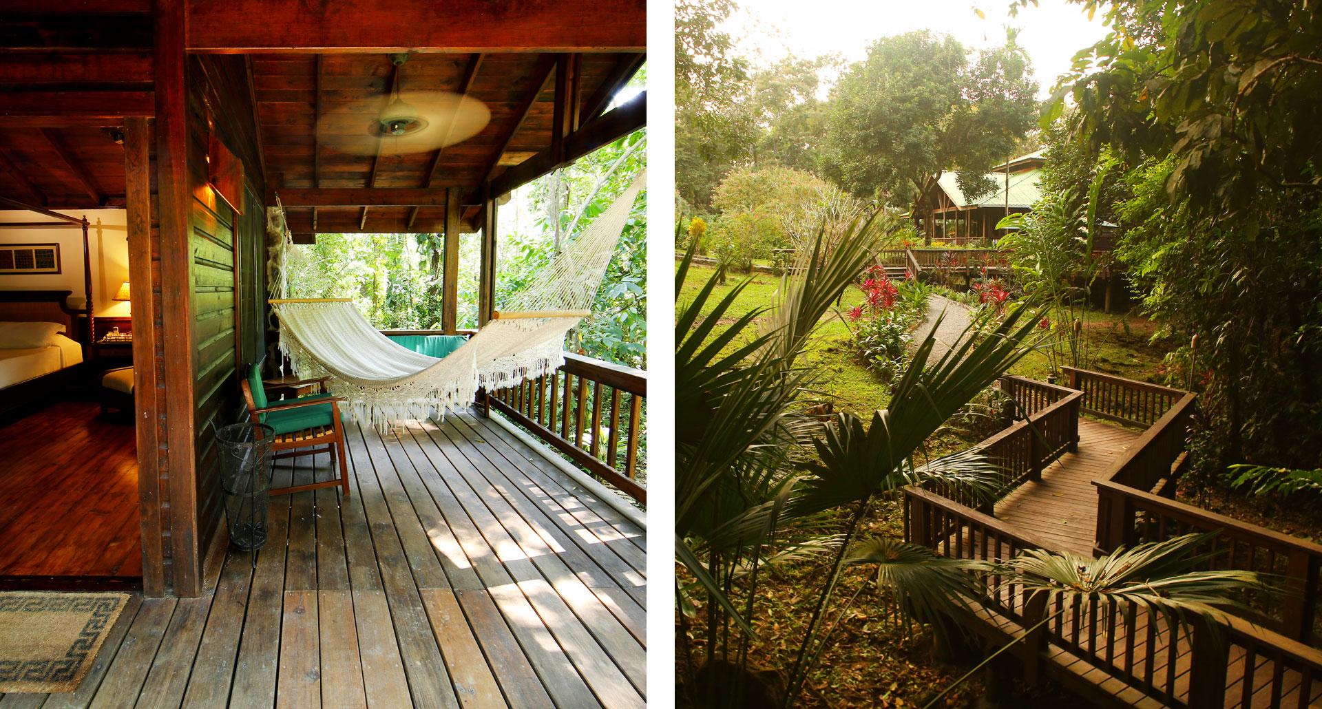 The Lodge at Pico Bonito - boutique hotel in La Ceiba