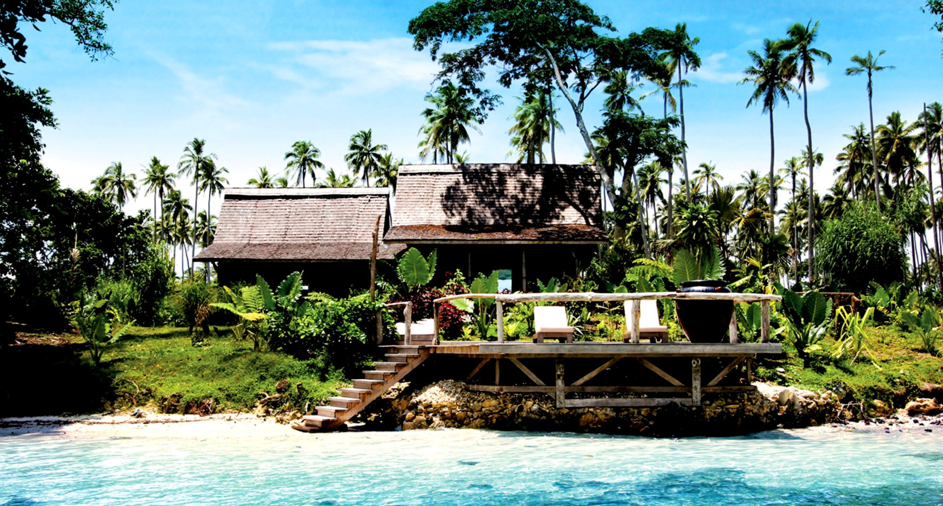 Ratua Private Island - boutique hotel in Luganville
