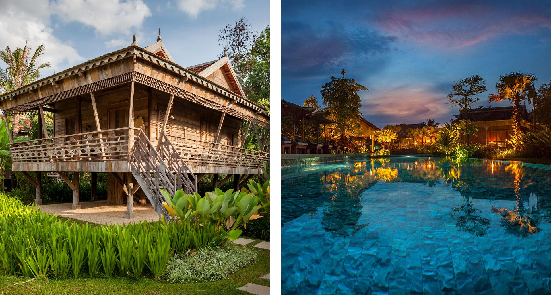 Sala Lodges - boutique hotel in Siem Reap