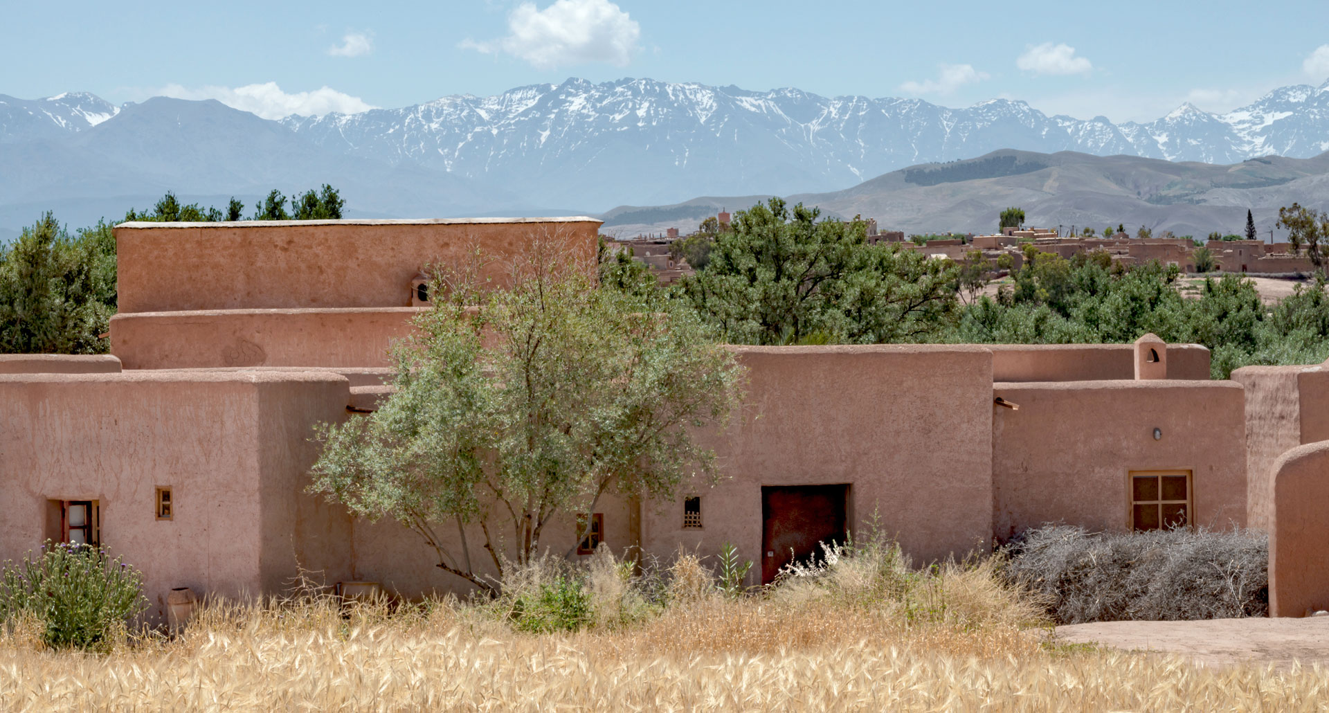 Berber Lodge Oumnas - boutique hotel in Marrakech