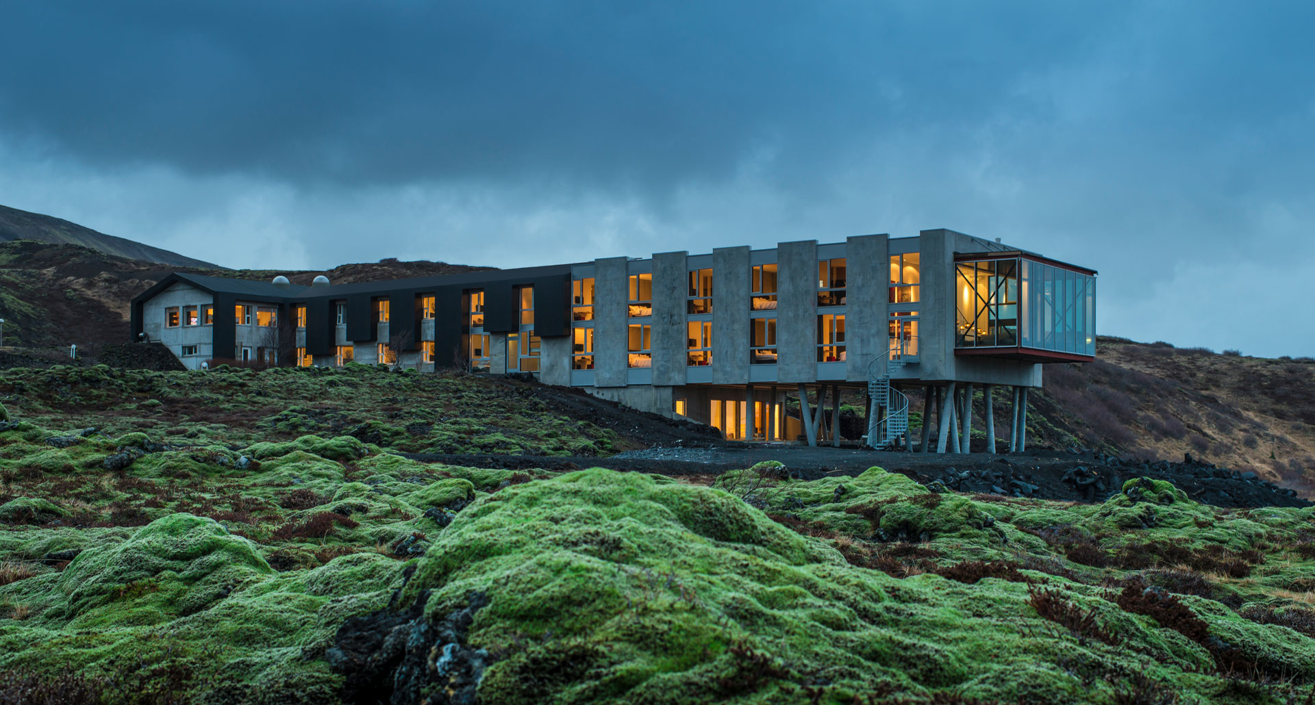 Ion Adventure Hotel - boutique hotel in Selfoss