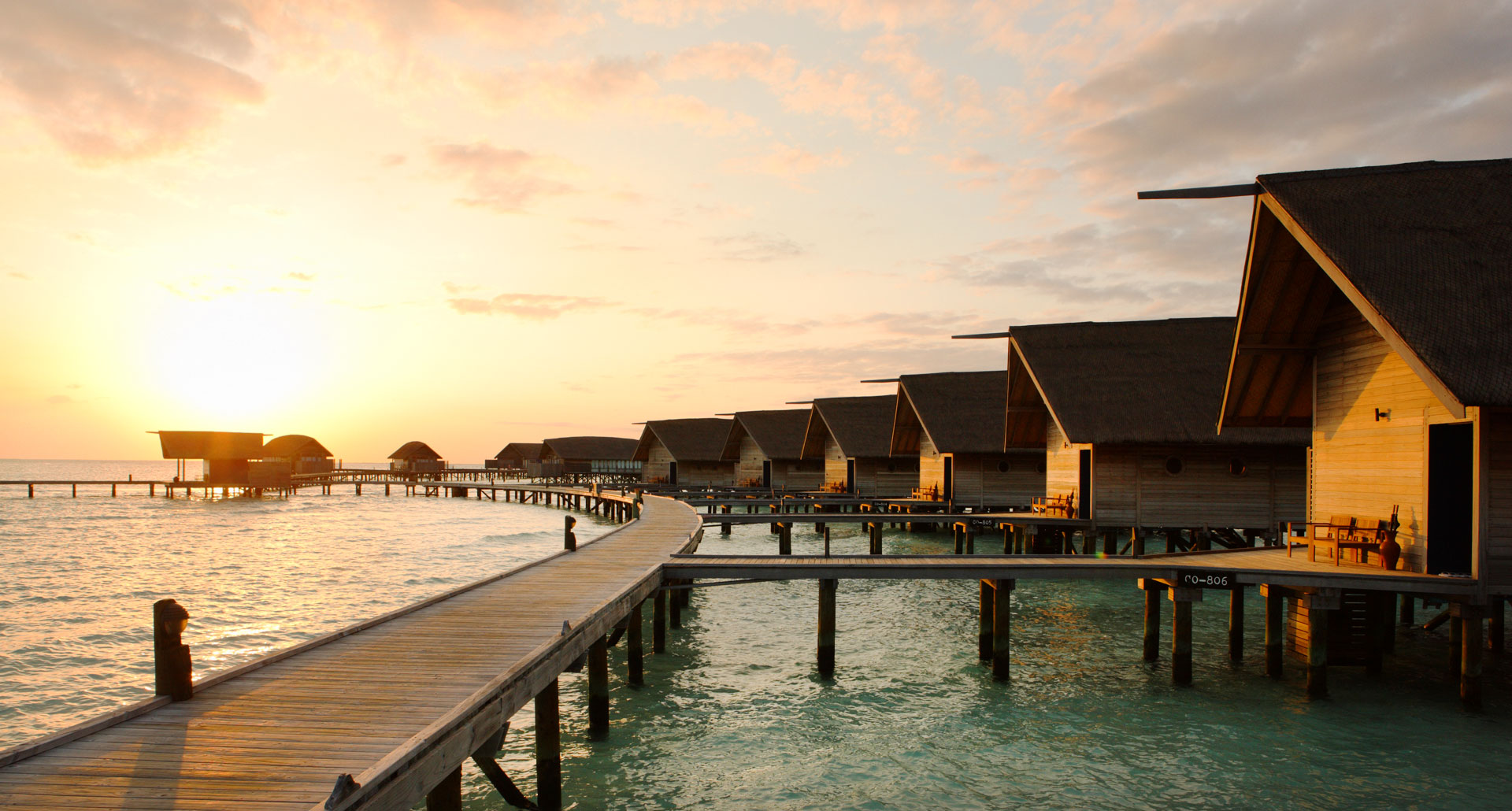 Como Cocoa Island - boutique hotel in the Maldives