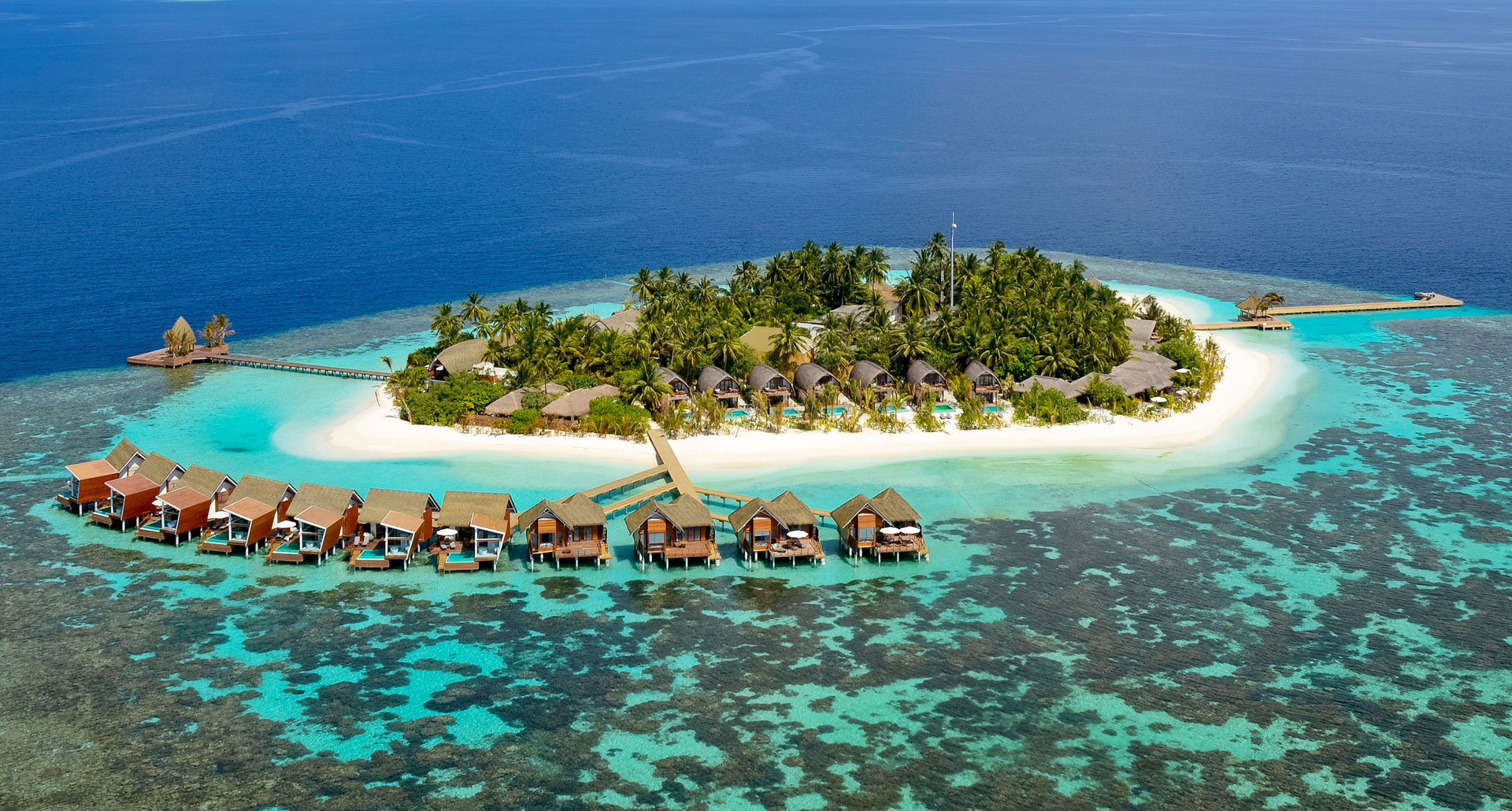 Kandolhu Island - boutique hotel in the Maldives