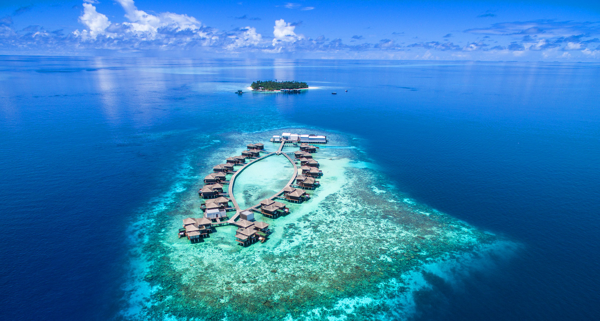 Raffles Maldives Meradhoo - boutique hotel in the Maldives