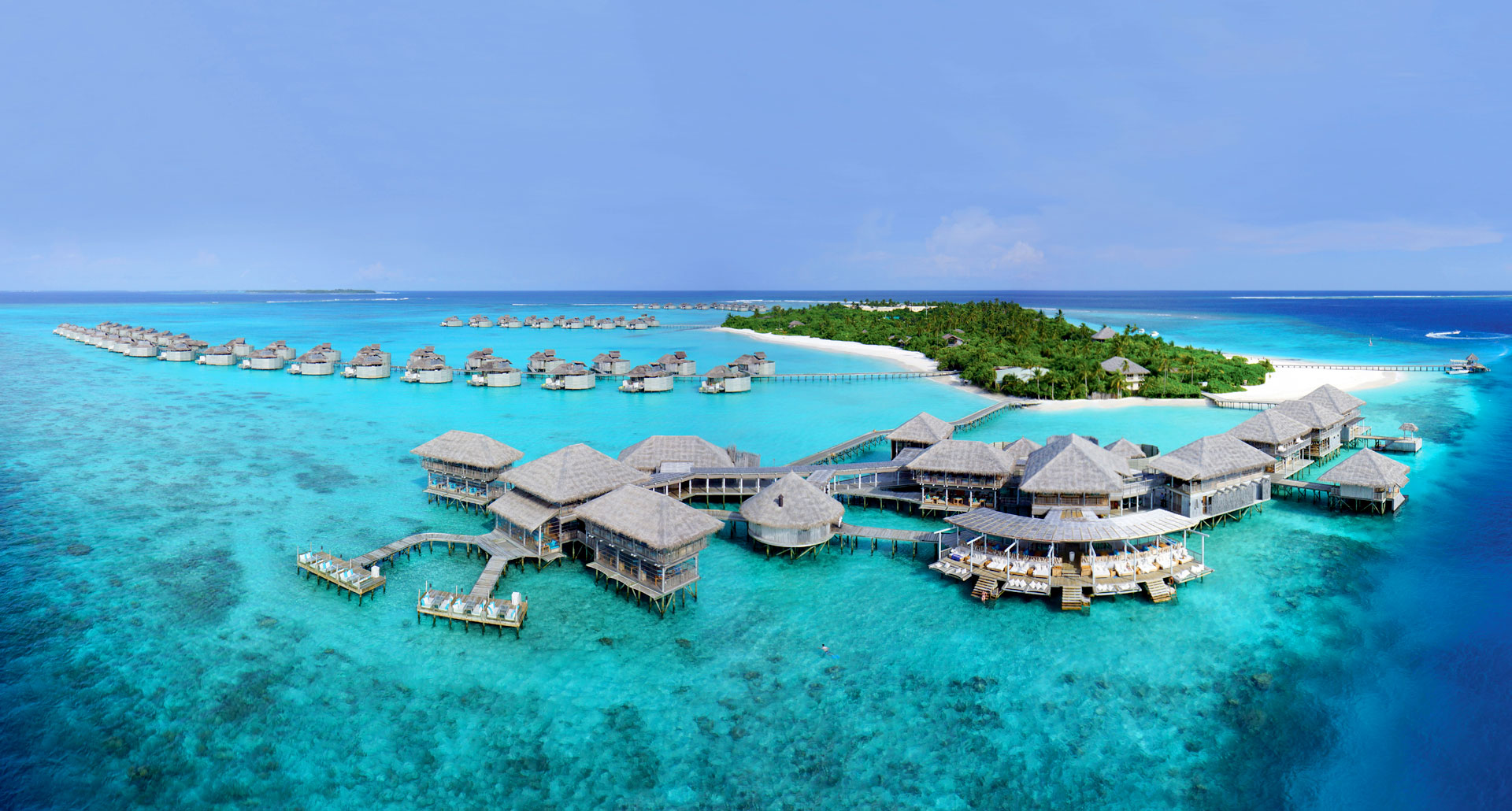 Six Senses Laamu - boutique hotel in The Maldives