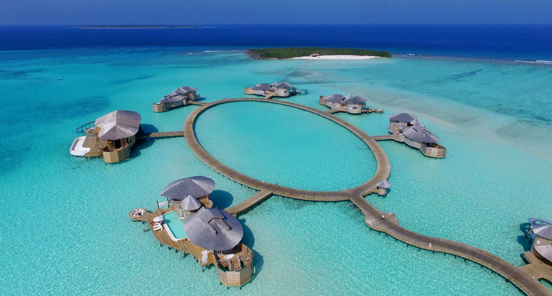Soneva Jani - boutique hotel in The Maldives