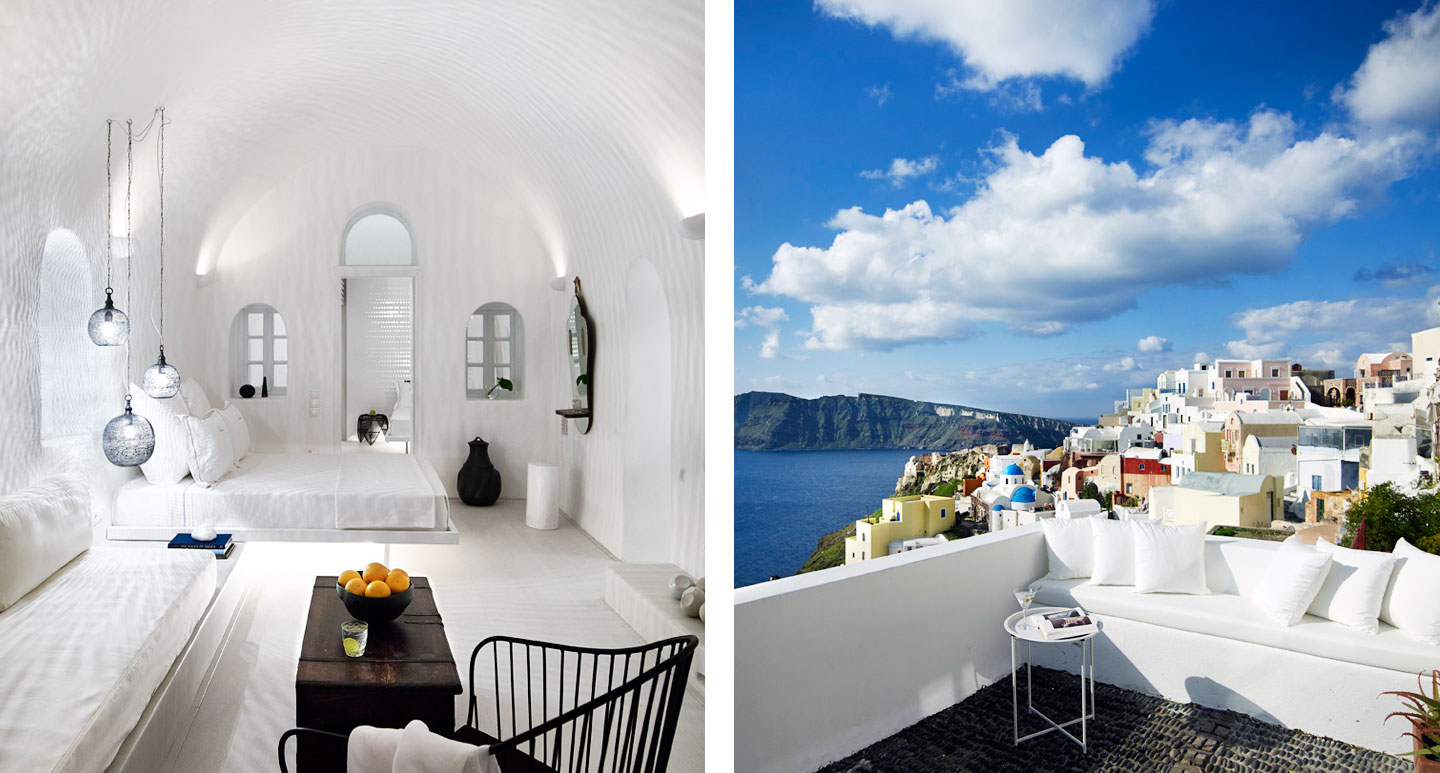1864 The Sea Captain's House - boutique hotel in Santorini