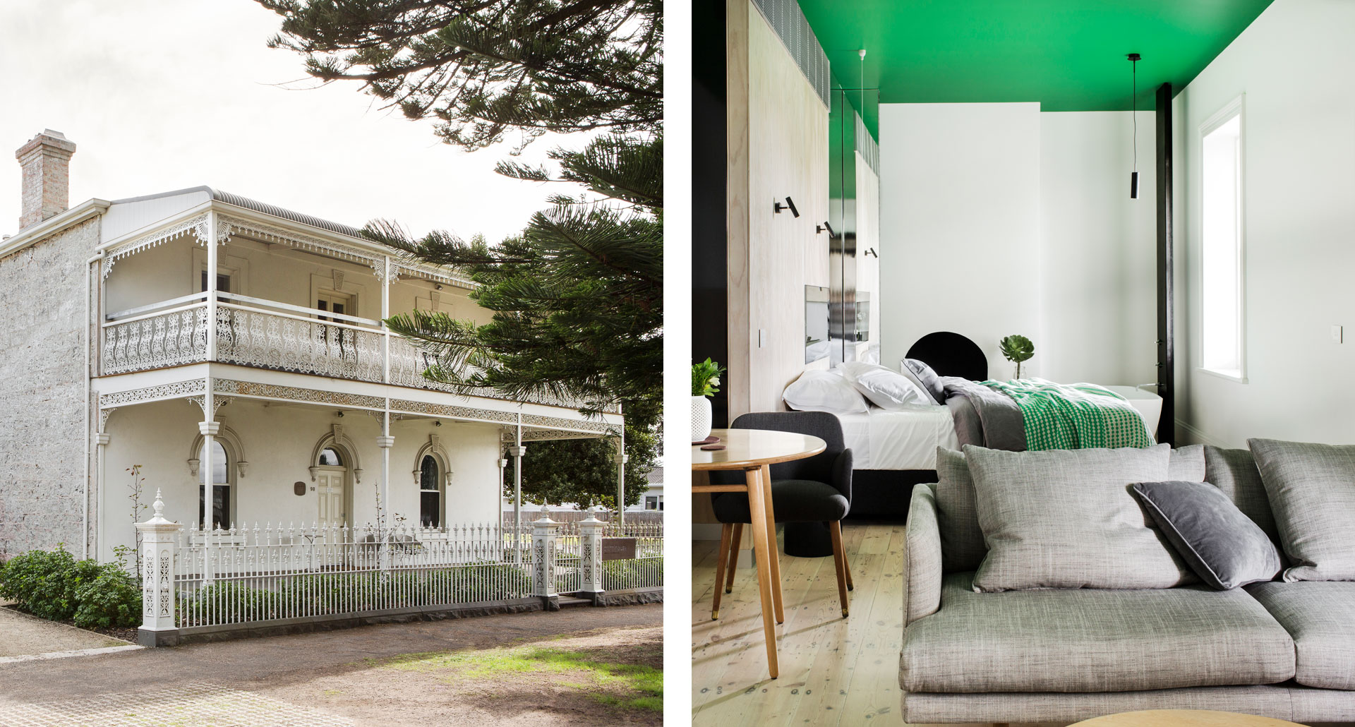 Drift House - boutique hotel in Port Fairy