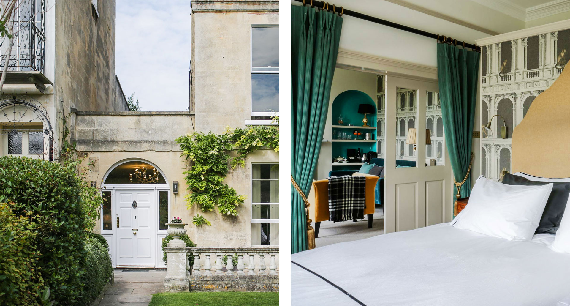 Grove Lodge - boutique hotel in Bath