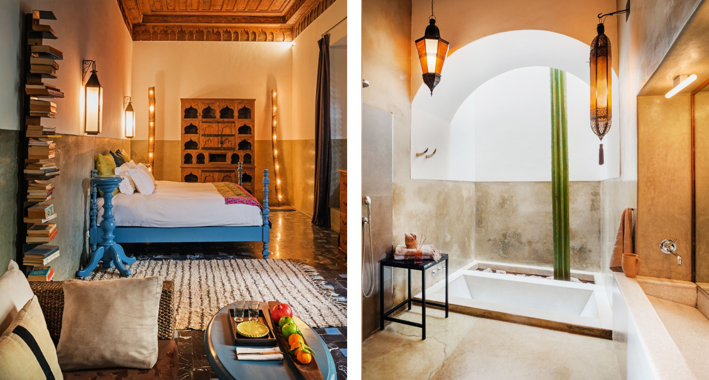 Riad Due - boutique hotel in Marrakech