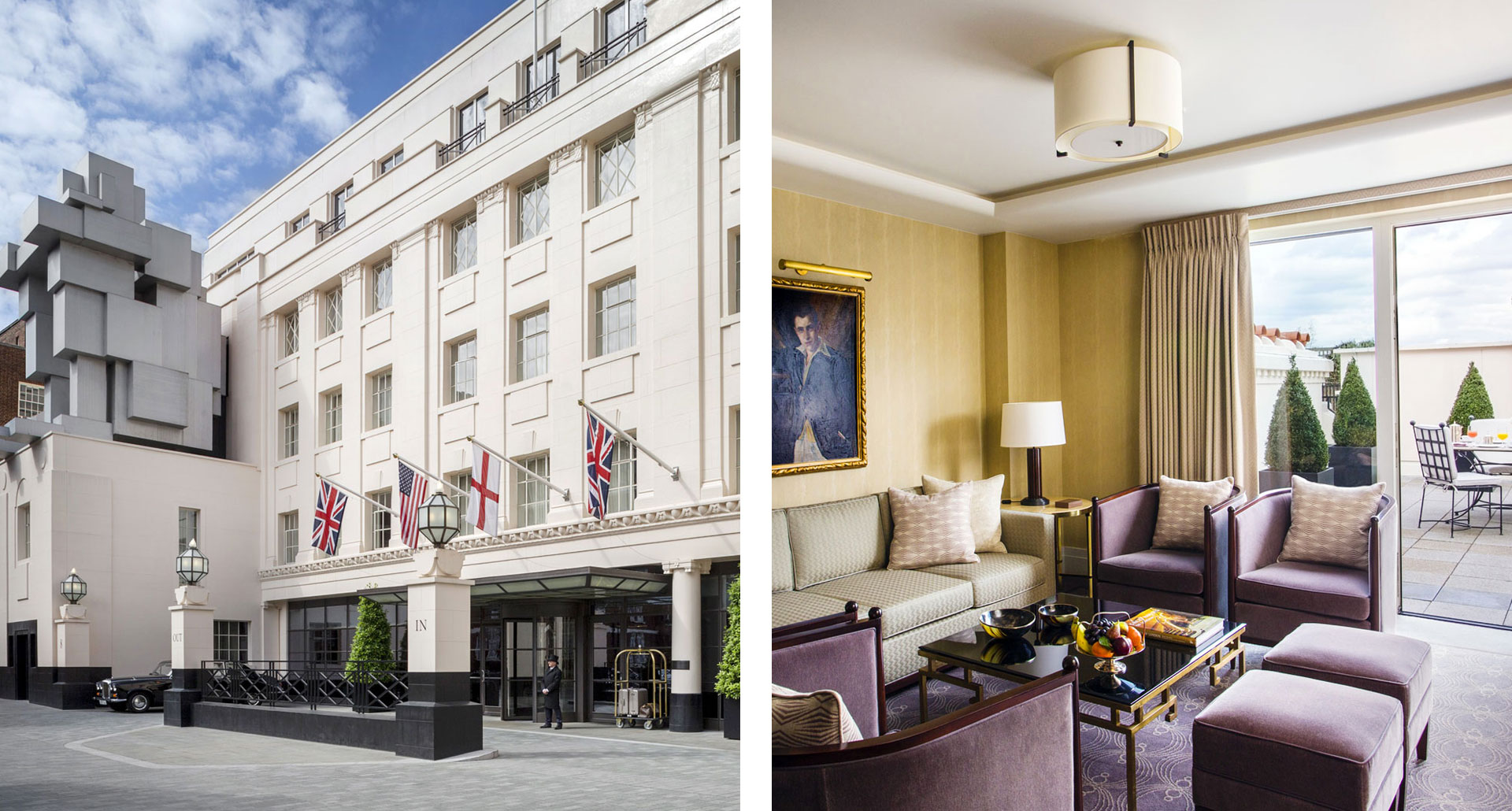 The Beaumont Hotel - boutique hotel in London