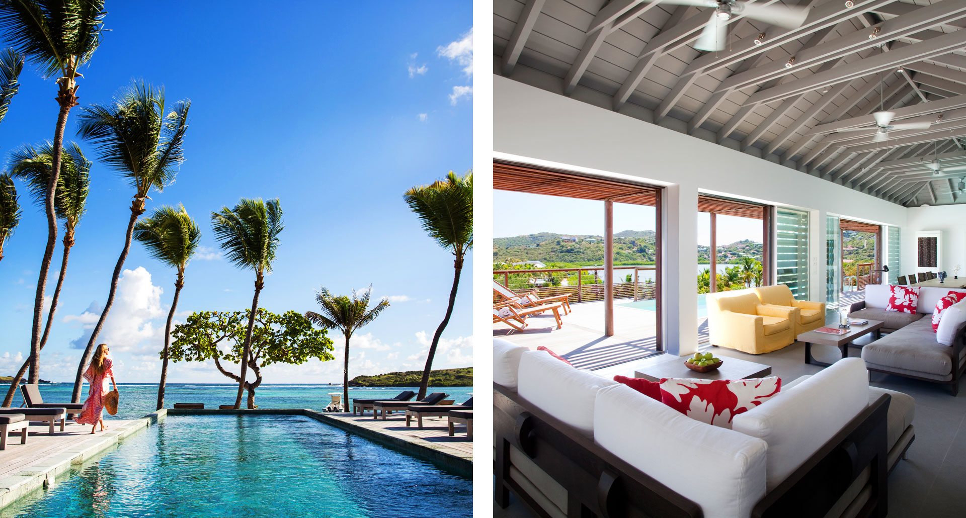 Le Sereno - boutique hotel in St Barthelemy