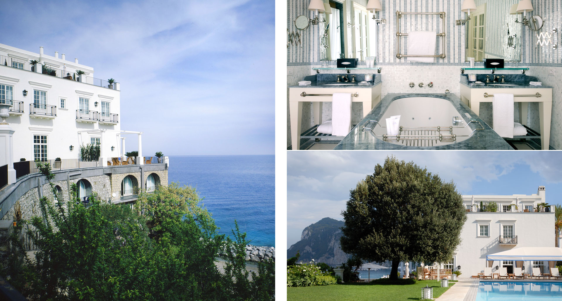 J.K. Place Capri - boutique hotel in Capri