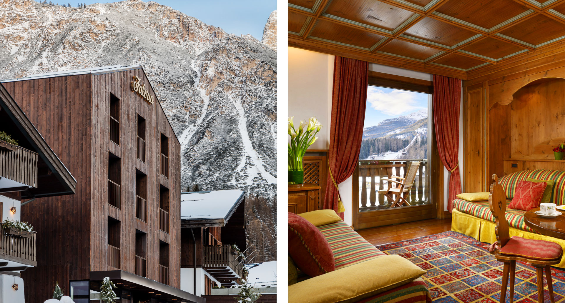 Faloria Mountain Spa Resort - boutique hotel in Cortina