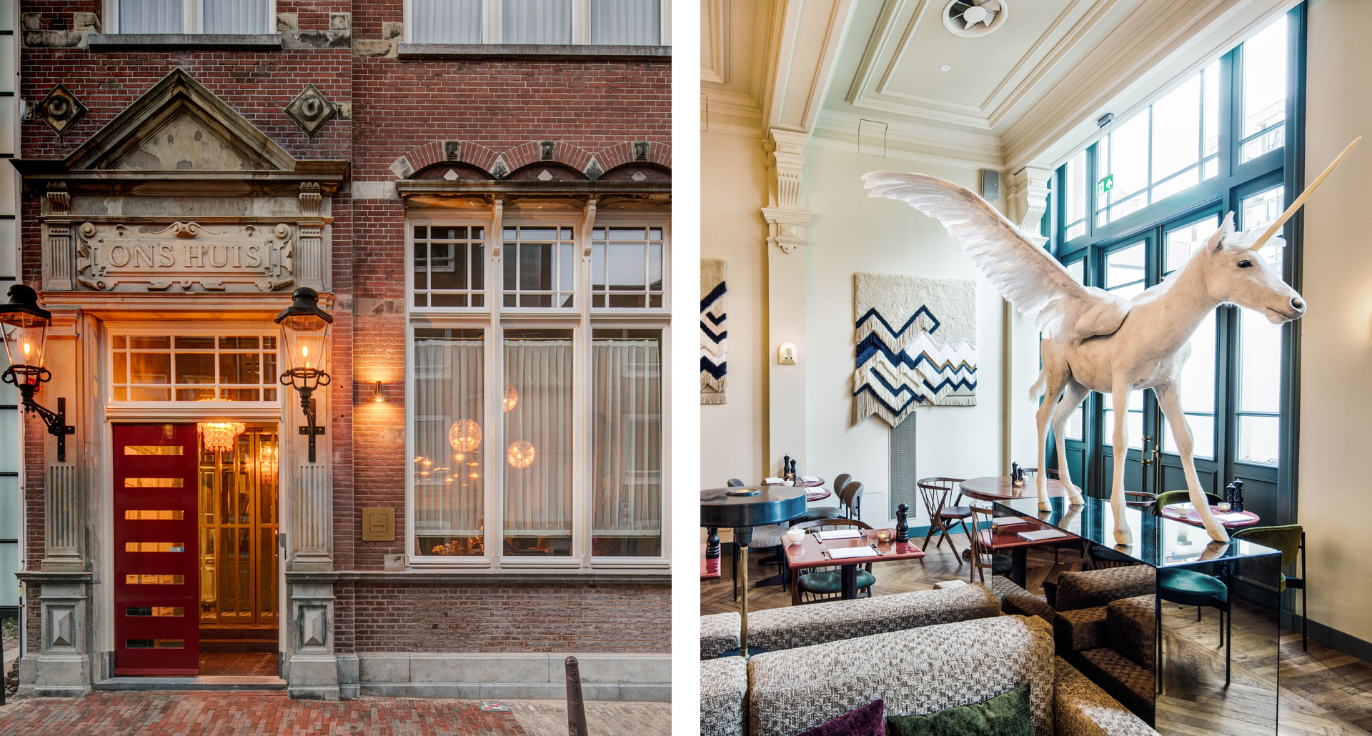 Hotel Mercier - boutique hotel in Amsterdam