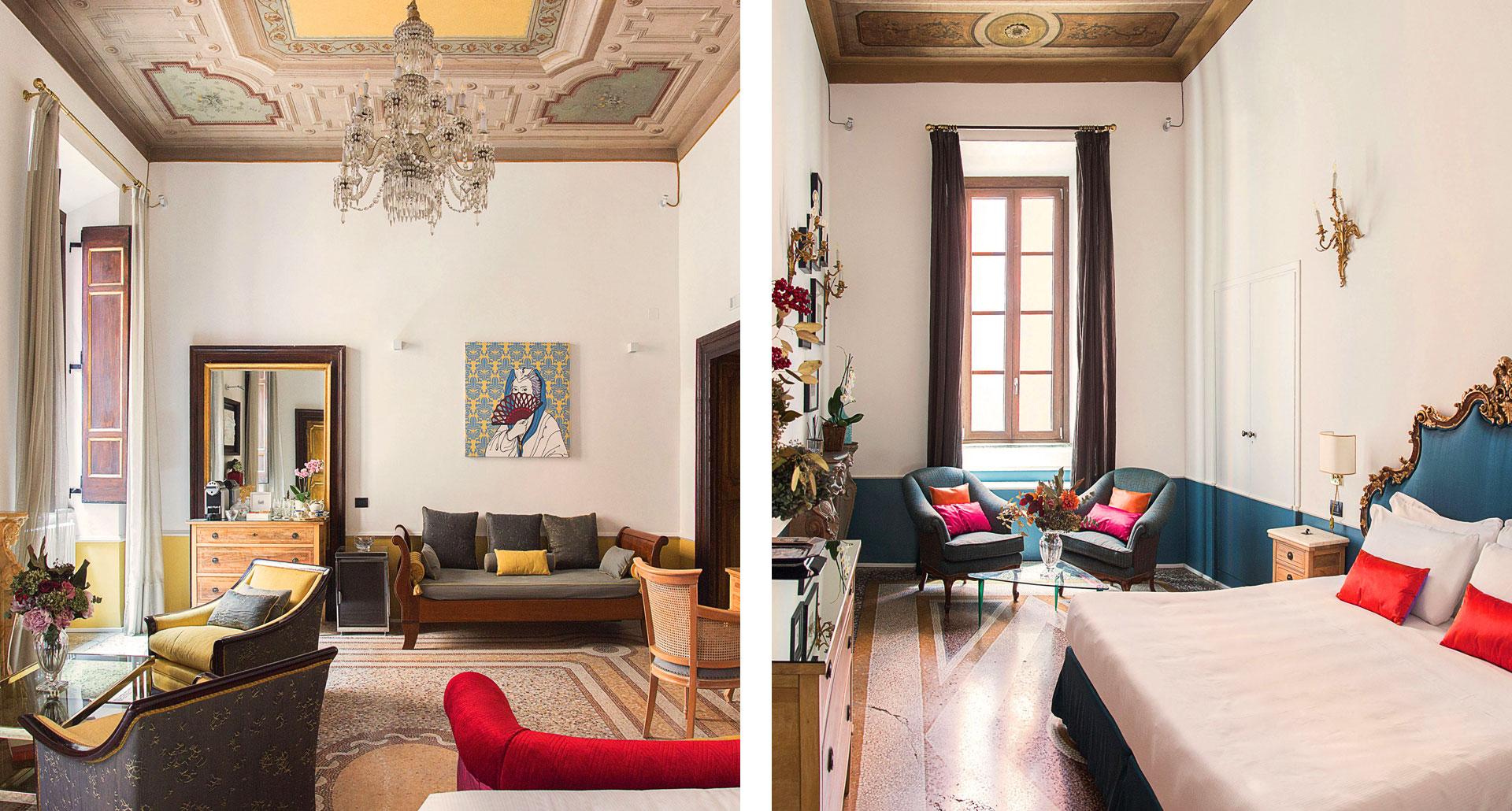 Nobildonne Relais - boutique hotel in Roma