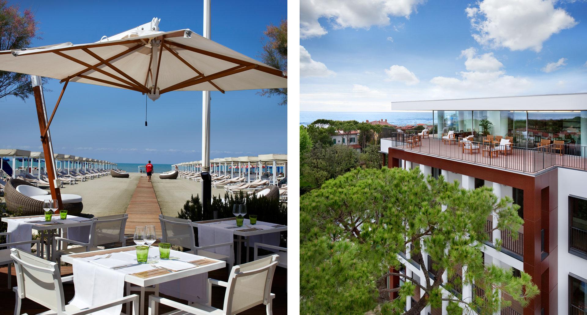 Principe Forte dei Marmi - boutique hotel in Forte dei Marmi