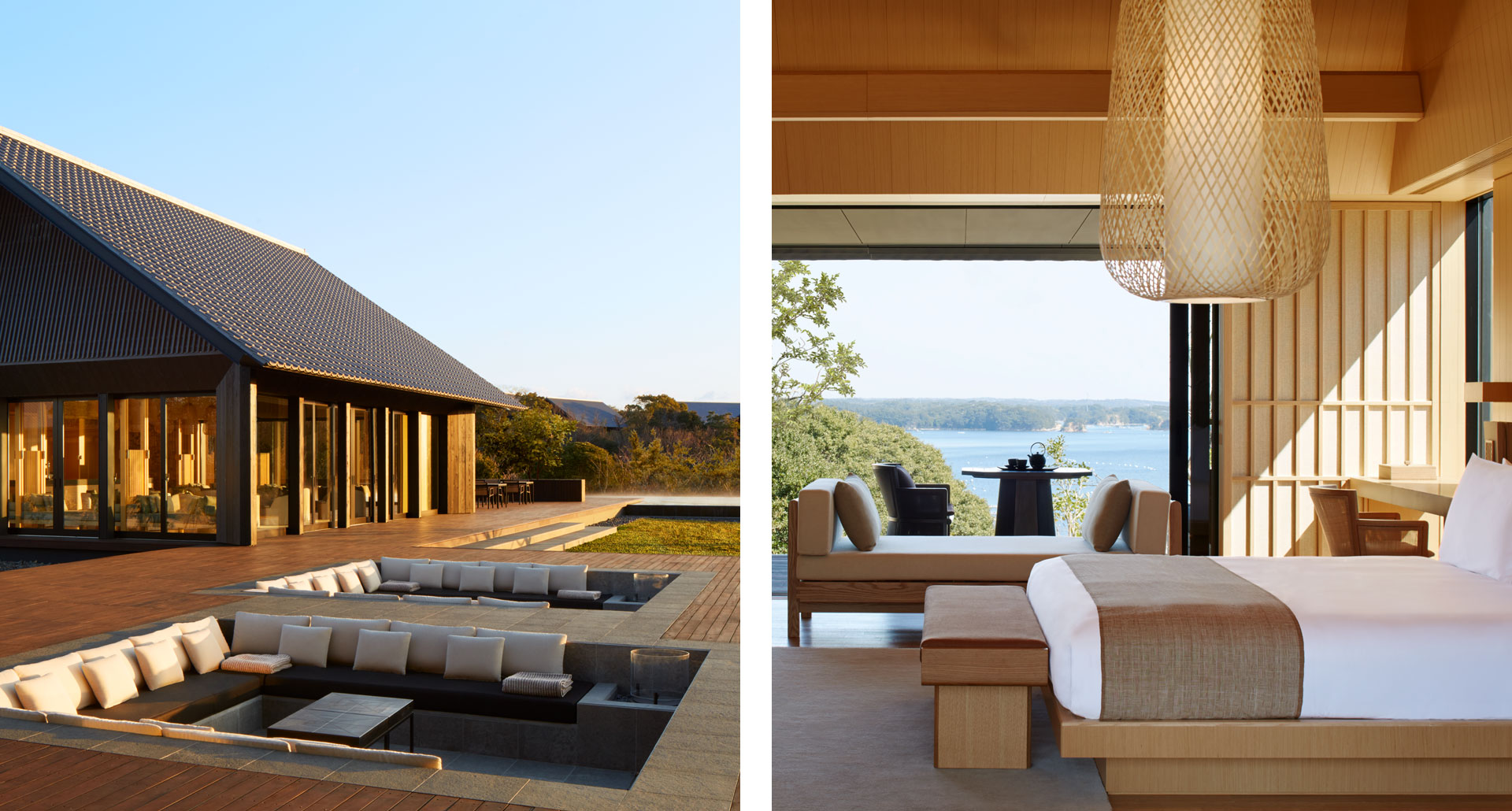 Amanemu - boutique hotel in Ise-Shima