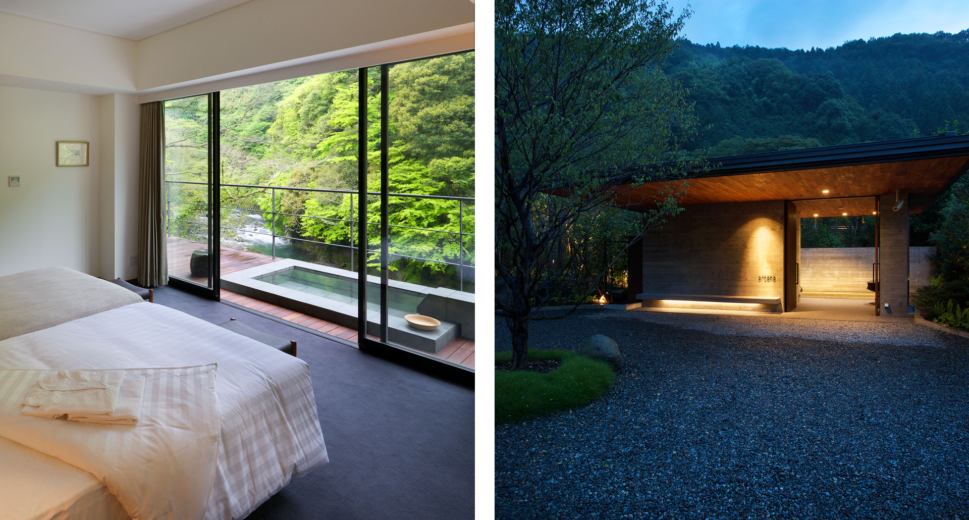 Arcana Izu - boutique hotel in Izu Peninsula