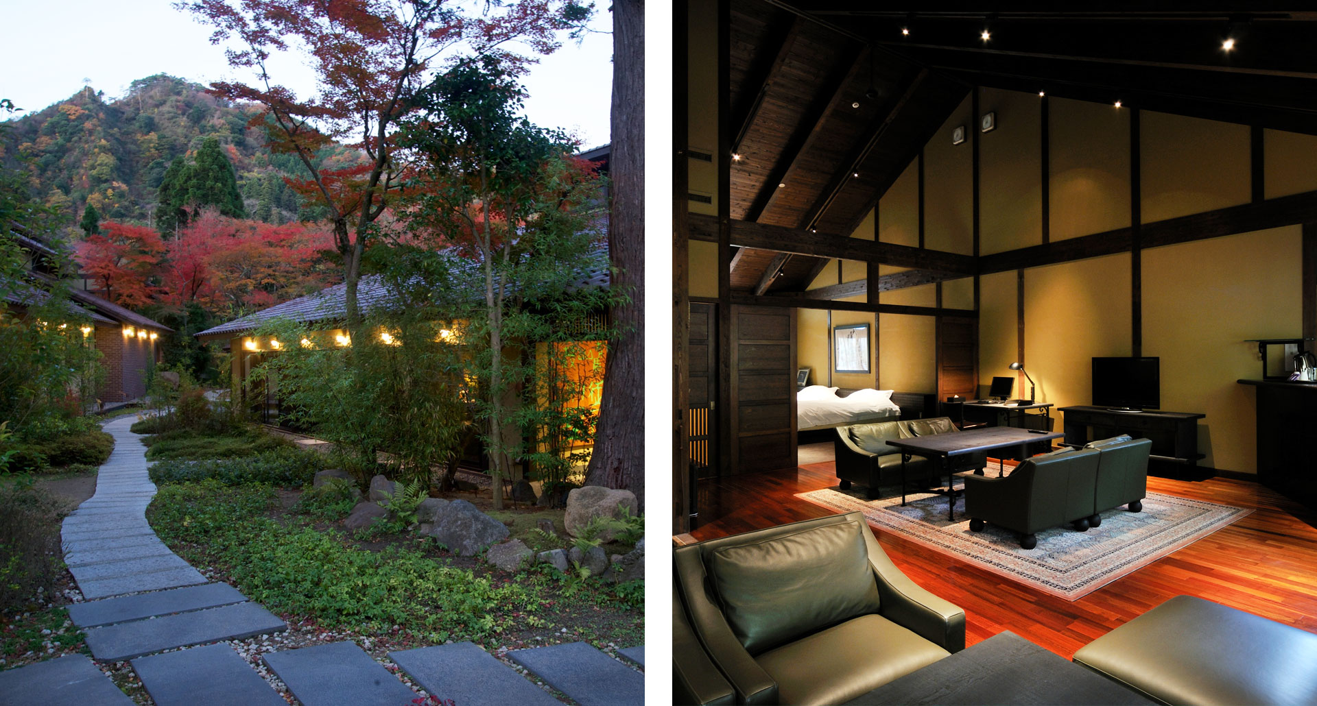 Arimasansoh Goshobessho - boutique hotel in Kobe