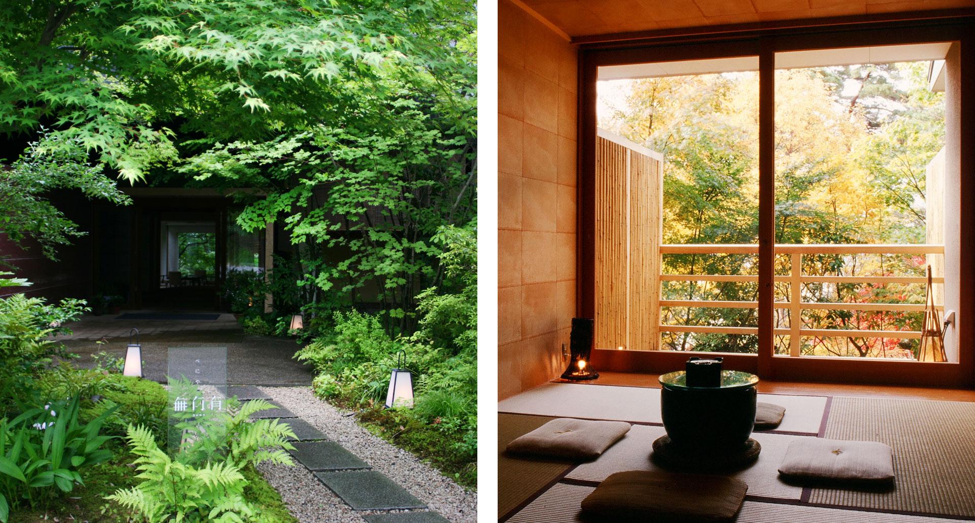 Beniya Mukayu - boutique hotel in Kaga-Onsen