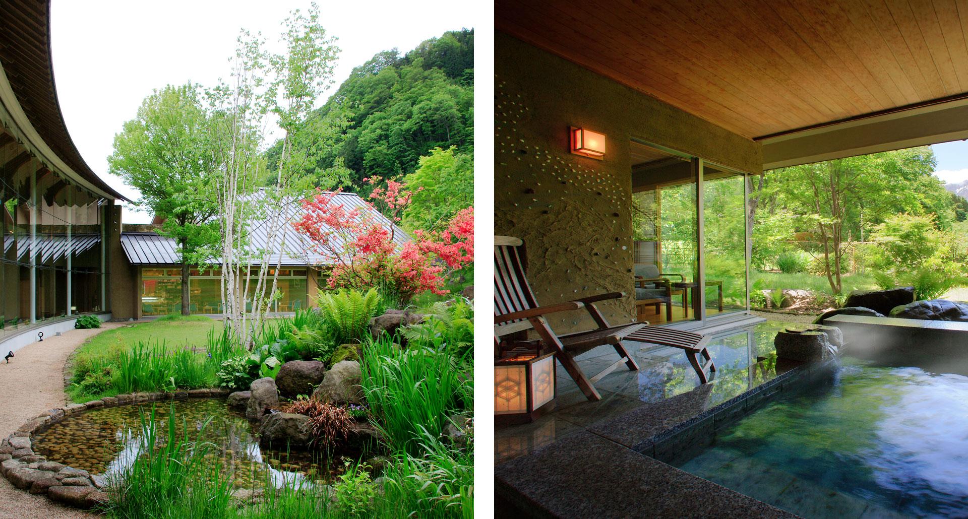 Bettei Senjyuan - boutique hotel in Tanigawa-Onsen