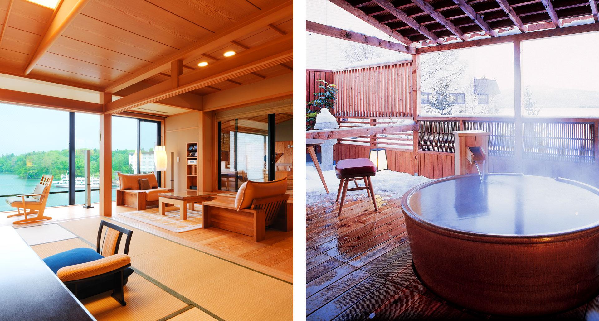 Hinanoza - boutique hotel in Lake Akan