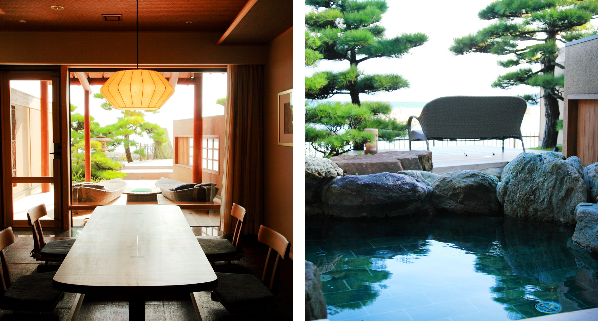 Villa Rakuen - boutique hotel in Hyogo