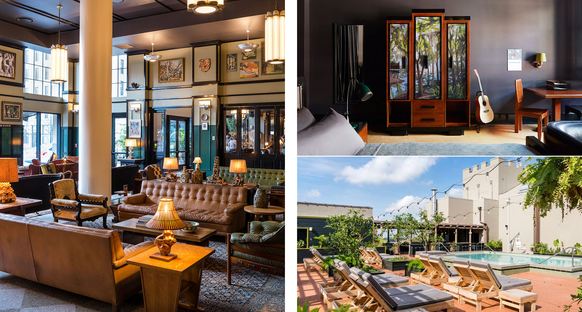 Ace Hotel New Orleans - boutique hotel in New Orleans