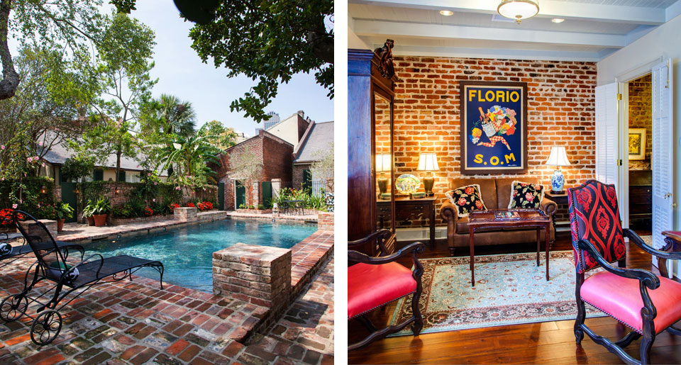 Audubon Cottages - boutique hotel in New Orleans