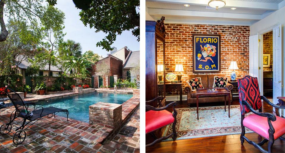 Audubon Cottages - boutique hotel in New Orleans