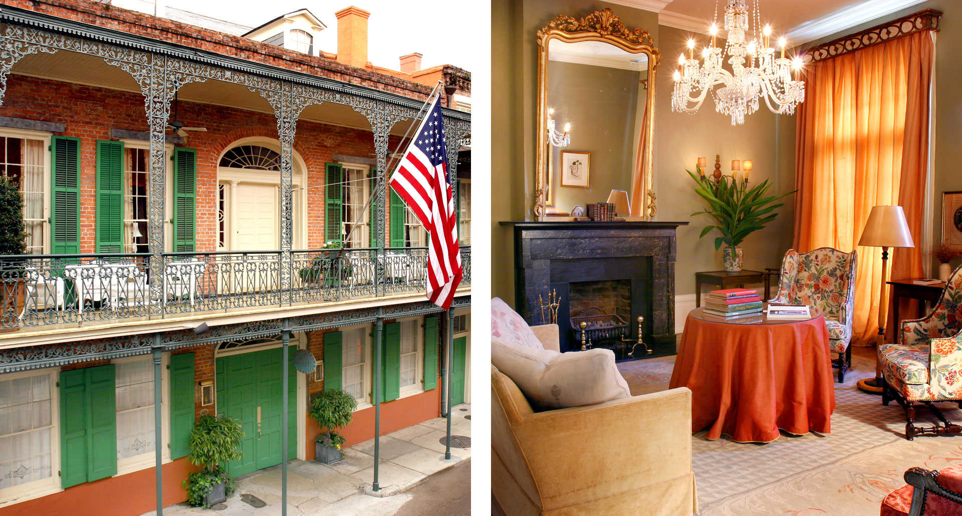 Soniat House - boutique hotel in New Orleans