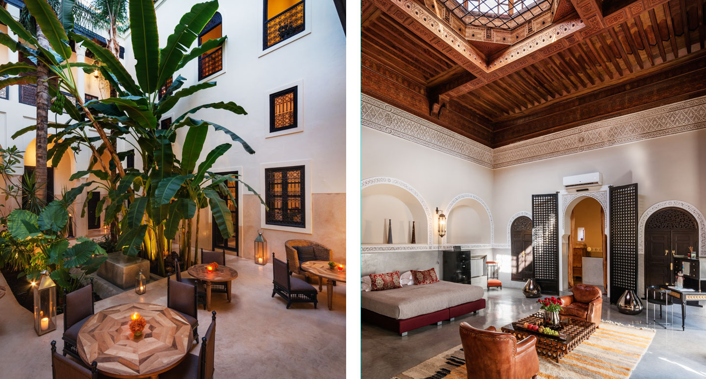 Riad 72 - boutique hotel in Marrakech
