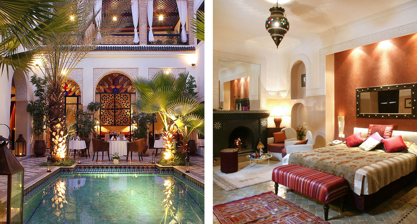 Riad Monceau - boutique hotel in Marrakech