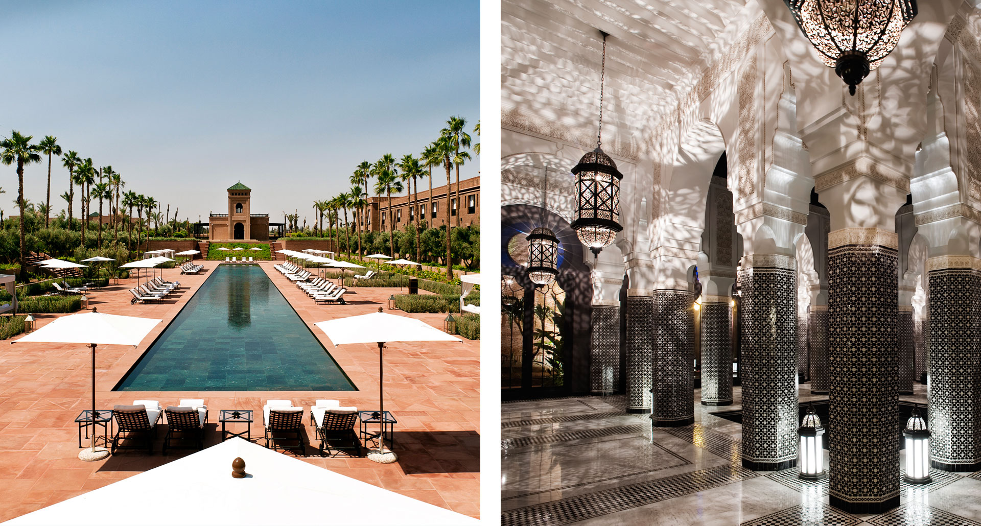 Selman Marrakech - boutique hotel in Marrakech