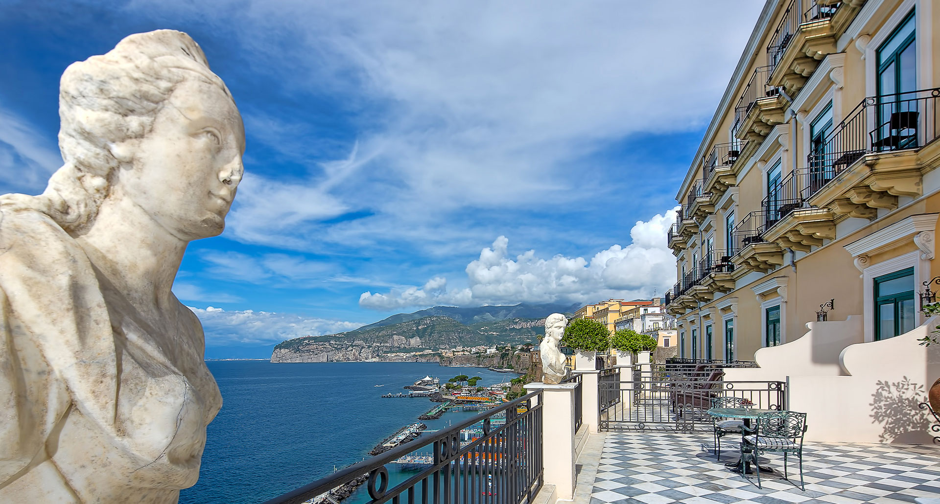 Bellevue Syrene 1820 - boutique hotel in Campania