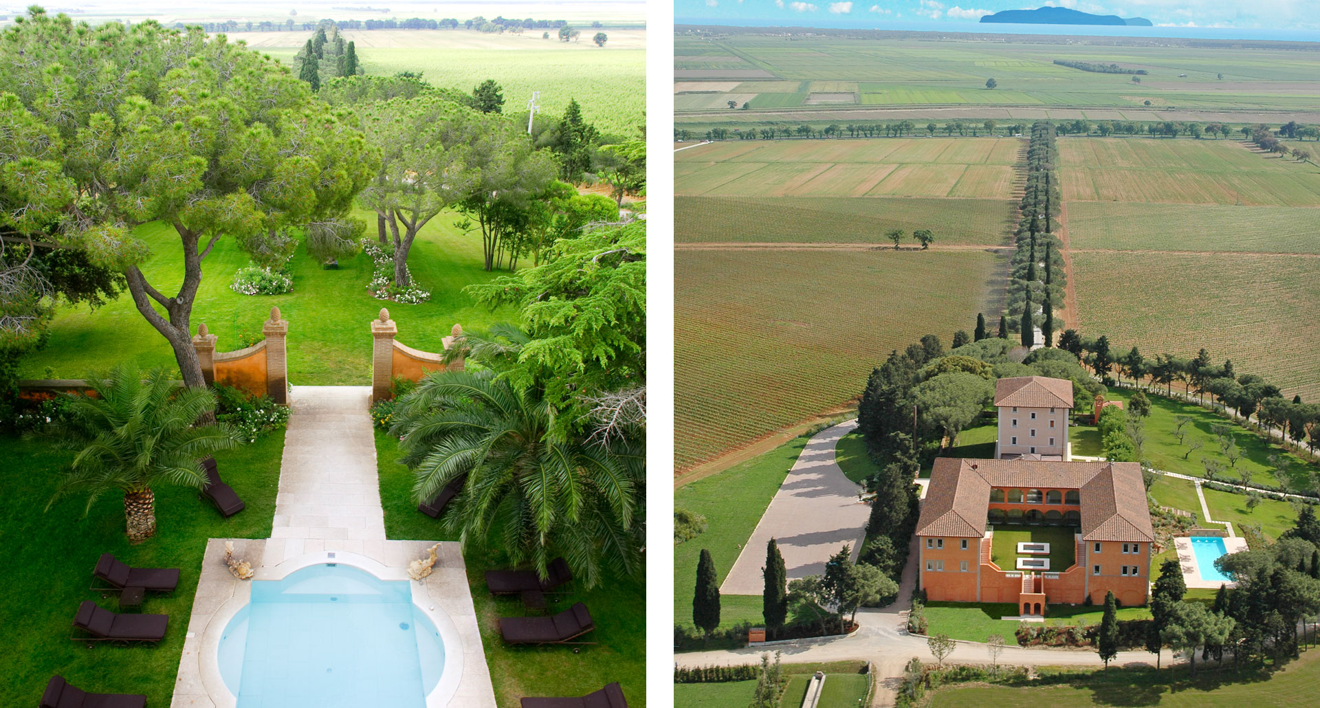 L'Andana - boutique hotel in Toscana
