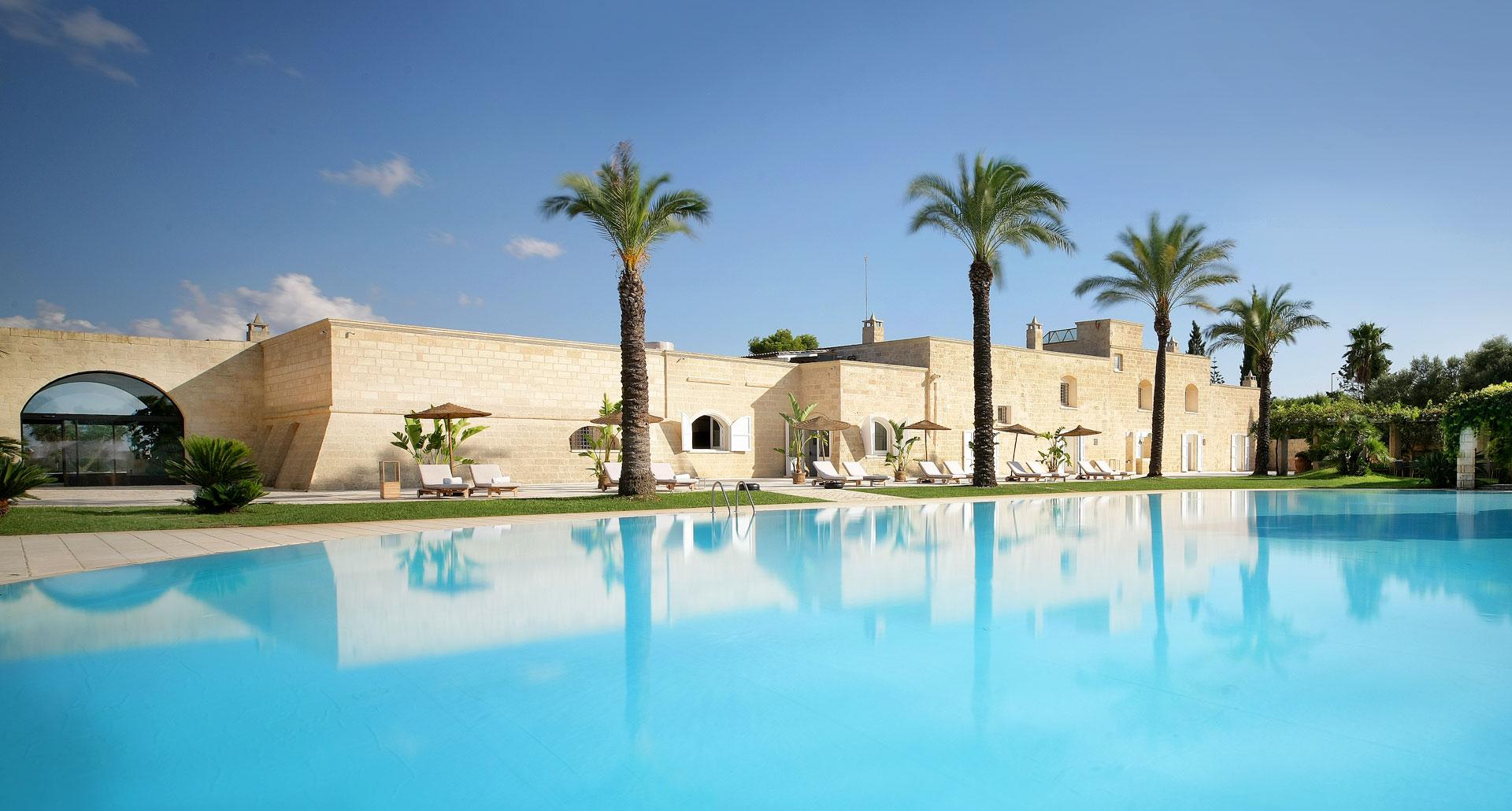 Relais Masseria Antonio Augusto - boutique hotel in Puglia